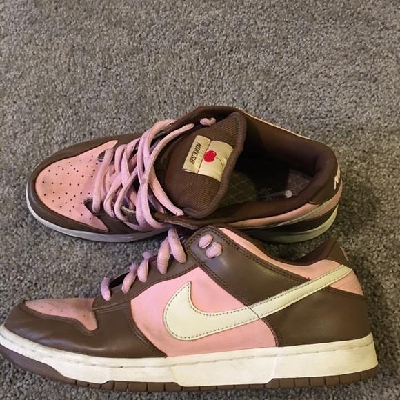 "huge discount c57c2 52e84 2004 Nike Dunk SB ""Stussy Cherrys"". Size 12. M 5c0598e134a4ef5342ad50ac"